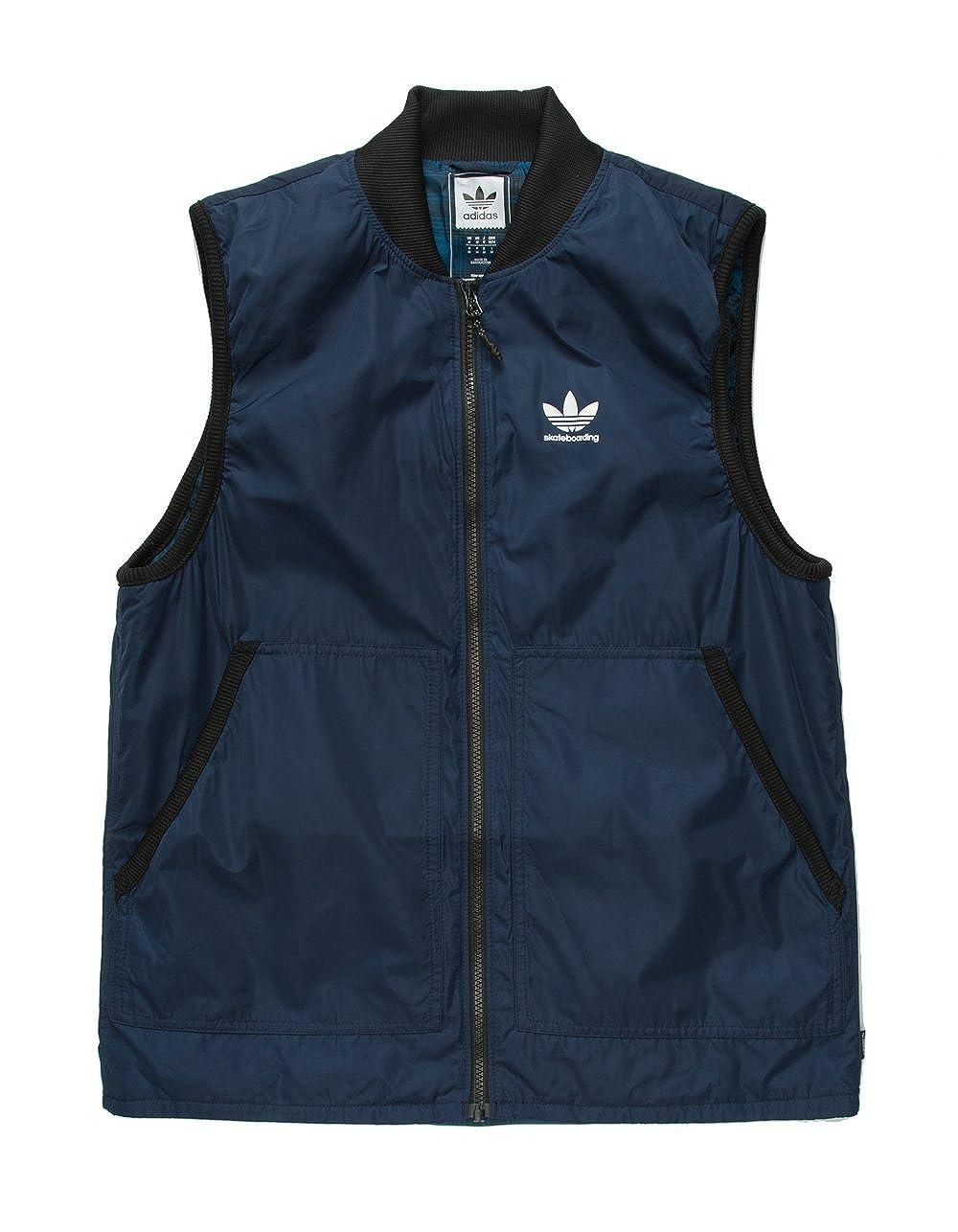 774b0fd813 adidas Skateboarding Men's Meade Light Vest at Amazon Men's Clothing ...