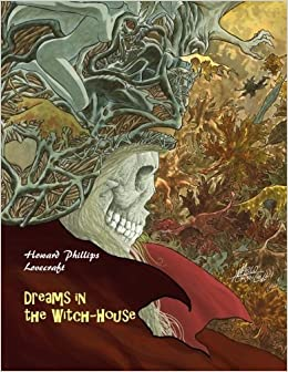 Book Dreams in the Witch House by Howard Phillips Lovecraft (2015-11-05)