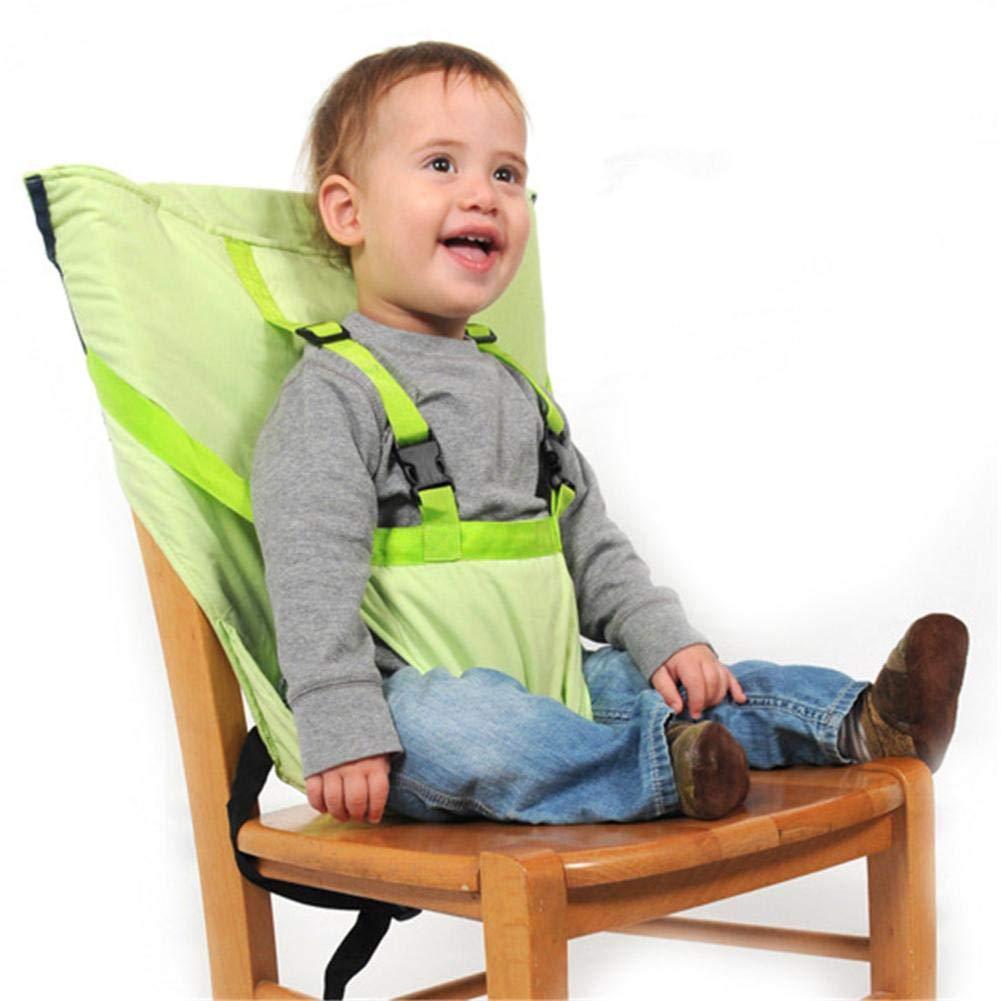 Baby Cochecito Trona Asiento De Coche para Sillas Ideal para Comer Fuera//Viajes//Inicio//Restaurantes//Compras longrep Asiento Elevador para Beb/é Viaje para Bebe Tronas