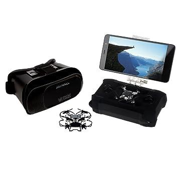 Microdrone Smartview VR - Incluye gafas VR para que volar en FPV ...