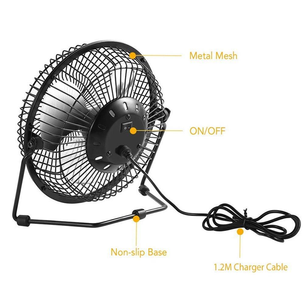 NUZAMAS 3W 6V Solar Panel Powered Fan for Camping Caravan Yacht Greenhouse Dog House Chicken House Ventilator