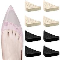 Almohadillas para el relleno de los pies Almohadillas de relleno para zapatos grandes Relleno de zapatos ajustable para…