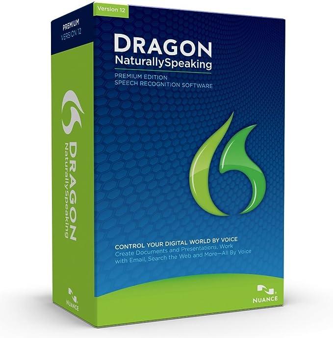 GRATUIT 12.5 DRAGON NATURALLYSPEAKING TÉLÉCHARGER PREMIUM