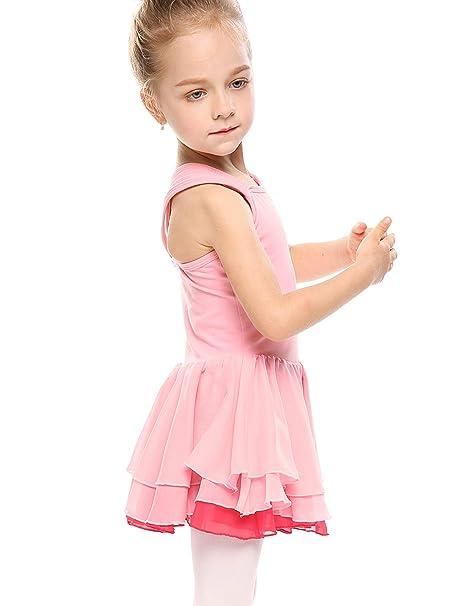 Amazon.com: zaclotre niña falda, playera de tirantes con ...