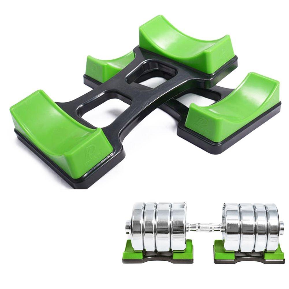 gymforward 1 par mancuernas Rack soporte de pesas levantamiento de ...