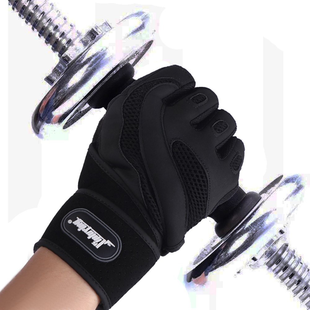 padded mens Black fingerless gloves weightlifting,Workout Gloves men, Flexible Gym Gloves Anti-slip Silica Gel Grip & Adjustable Strap, Exercise Gloves Row Machine gym gloves women sport gym gloves
