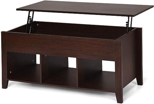 Amazon Com Lhone Lift Top Coffee Table For Home Living Room