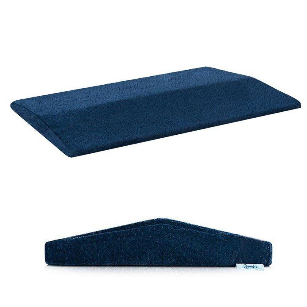 QUETAの低反発腰枕