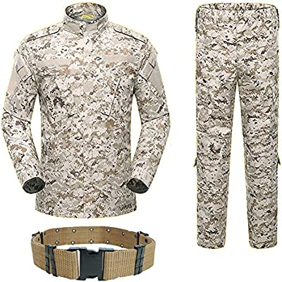 H mundo compra hombres táctico BDU Chaqueta de uniforme de ...