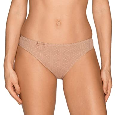 30b8843b4a9a Prima Donna Couture Solid Bikini Panty (056-2582) S/Creme at Amazon Women's  Clothing store: Underwear