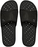 Showaflops Mens' Antimicrobial Shower & Water Sandals for Pool, Beach, Dorm and Gym - Adjustable Slide