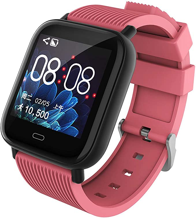 Amazon.com: Bravetoshop Smart Watch Fitness Activity Heart ...