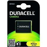 Duracell DR9963 Batteria per Nikon EN-EL19, 3.7 V, 700 mAh, Nero