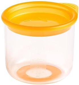 Mastrad Baby Lil' Pot Medium - Orange - 5 oz
