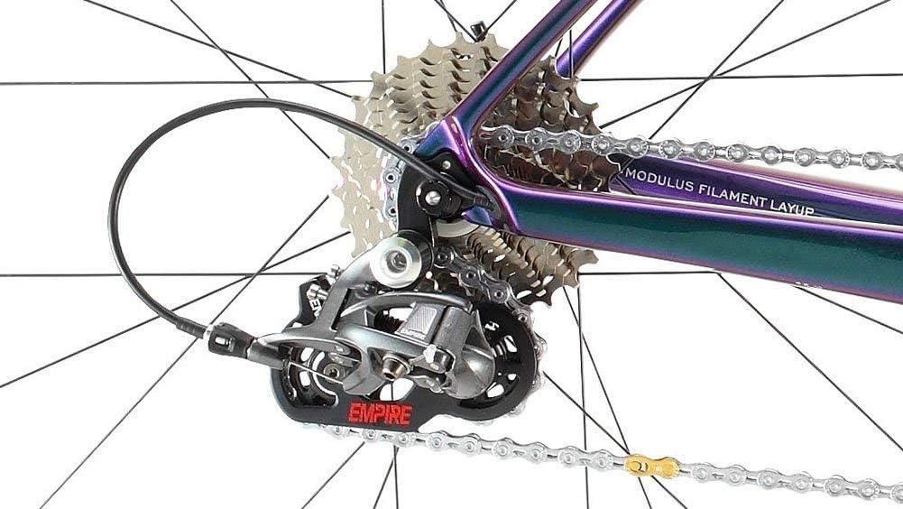 Bicicleta de carretera Grupo, 2 × 11 velocidades Empire bicicleta ...