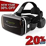 Amazoncom Sharper Image Smartphone 360 Virtual Reality Headset