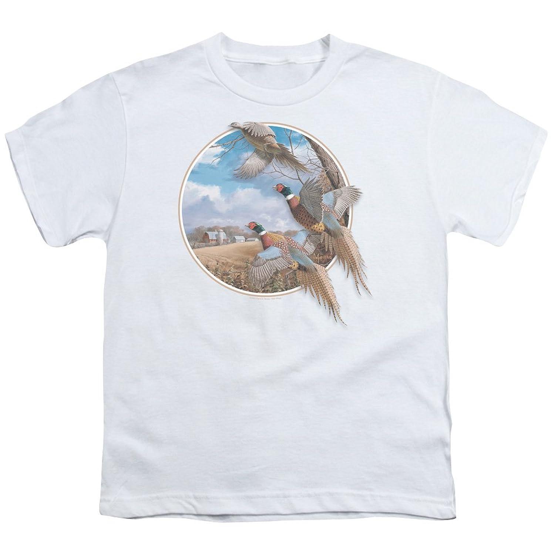 Wildlife - Youth October Memories Pheasants T-Shirt