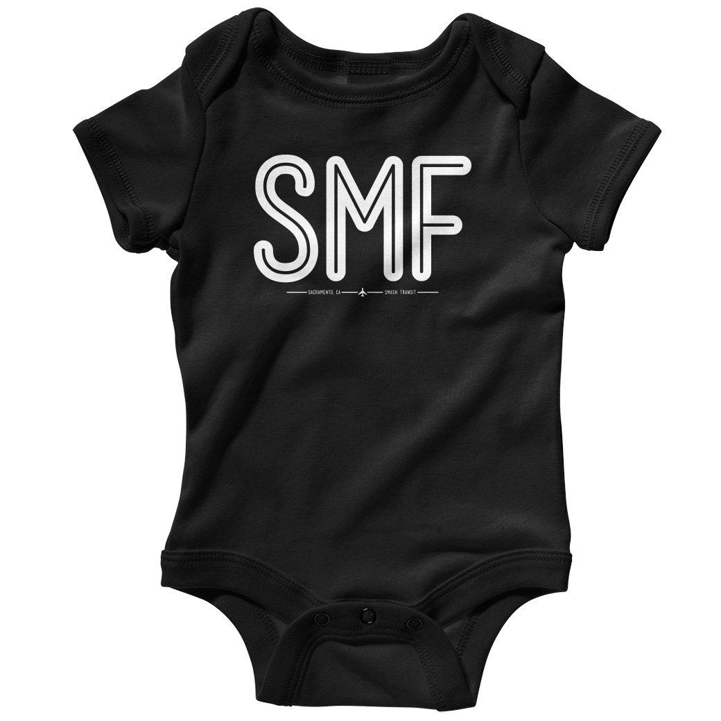 Smash Transit Baby SMF Sacramento Airport Creeper