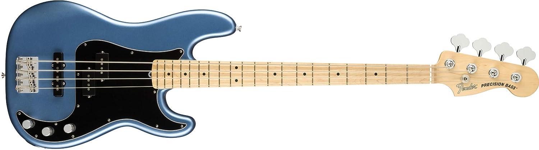 ずっと気になってた Fender エレキベース American Performer Lake Precision Bass®, Precision Bass®, Maple Fingerboard, Satin Lake Placid Blue B07KYS1RTV サテンレイクプラシッドブルー, イセシ:4b492f4b --- ipgi.de