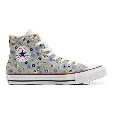 Converse All Star Original, Customized With Printed Italian