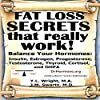Fat Loss Secrets That Really Work!