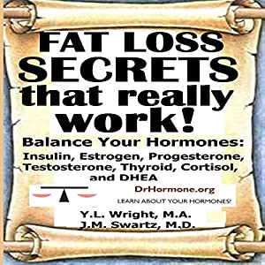 Fat Loss Secrets That Really Work! | Livre audio