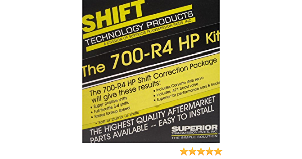 Superior 700-R4 Up-Shift Sleeve