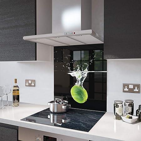 Premier gama color verde en agua resistente al calor vidrio de ...