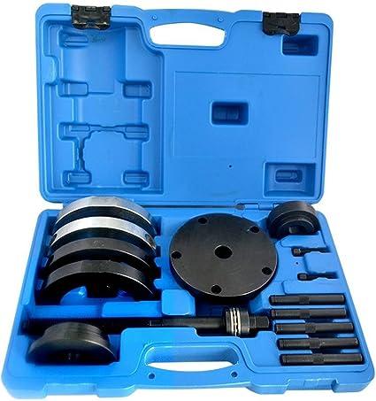 Solarnovo 85 mm Cilindro de almacenamiento Herramientas de montaje desmontaje cojinetes de Extractor para Touareg VW T5