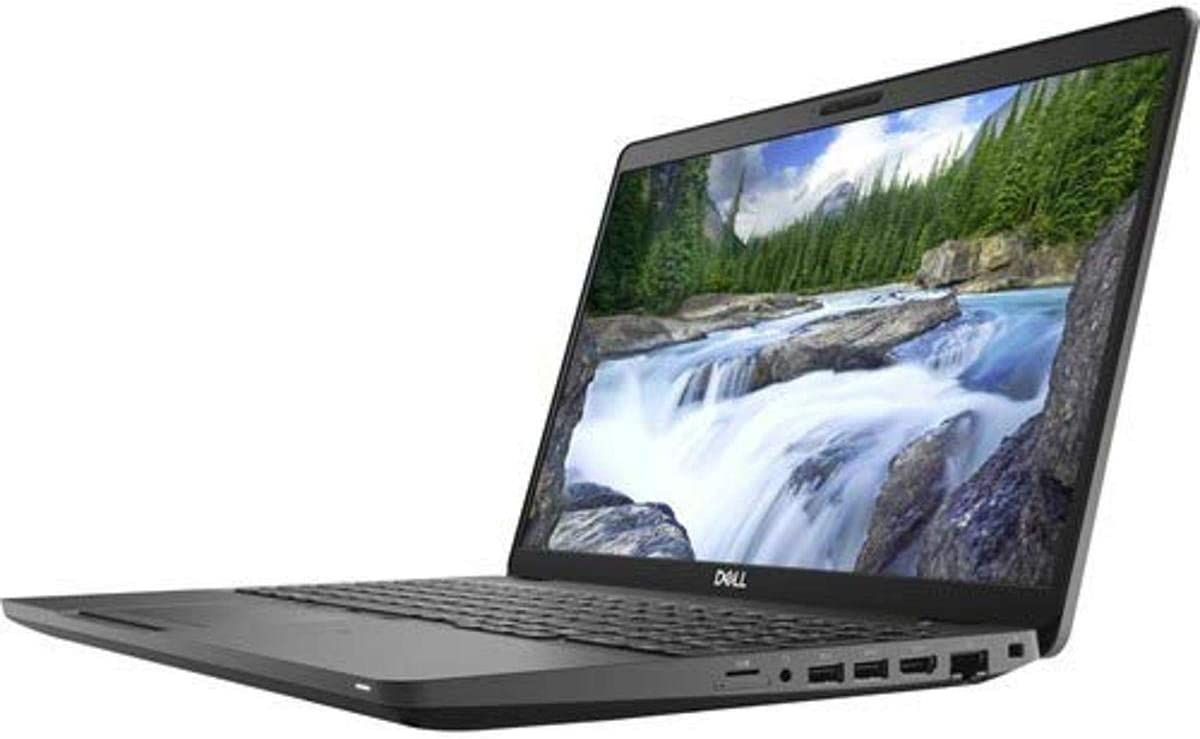 "Dell Latitude 5501 15.6"" Notebook - Intel Core i5-9400H - 8GB RAM - 256GB SSD"
