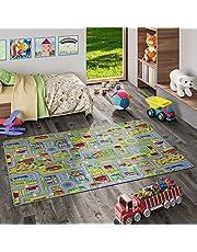 Snapstyle Alfombra Carretera Infantil de Parque de Atracciones - 17 tamaños