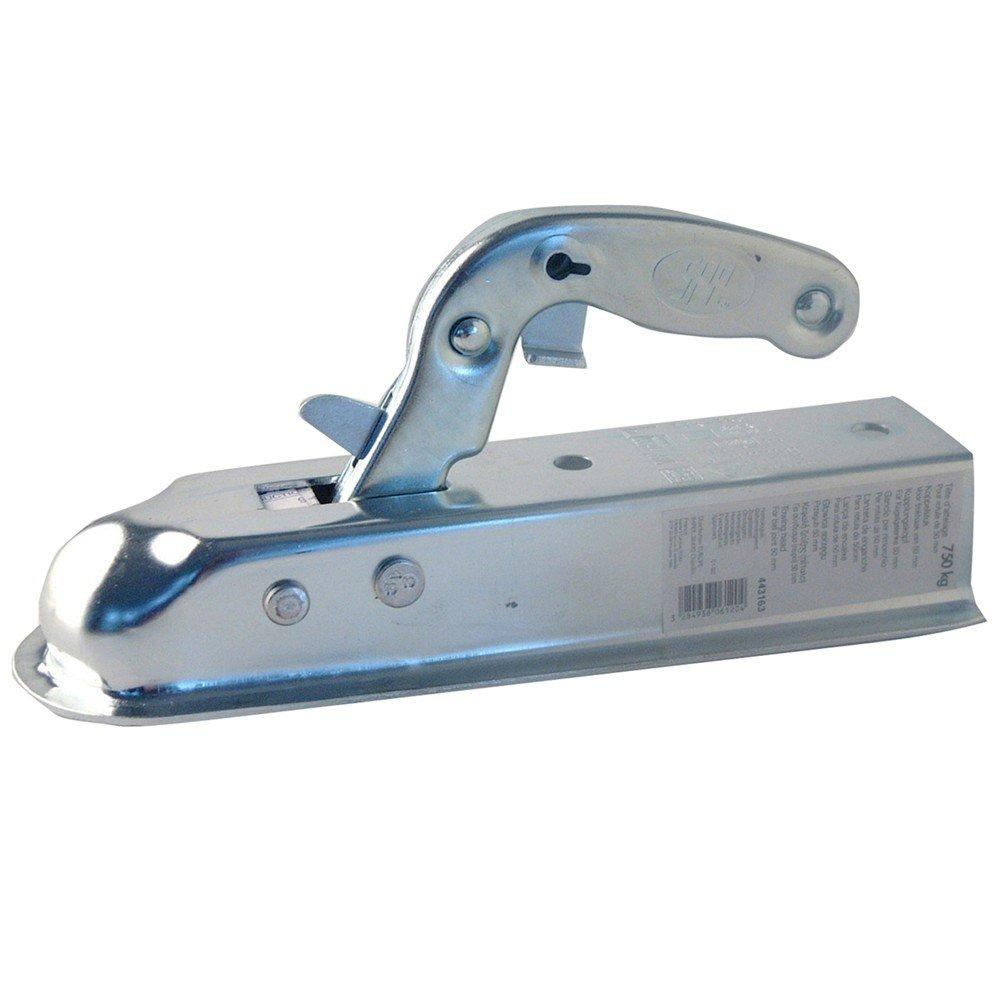 MAITRE 951 - Enganche de Remolque Cuadrado, para Bola de 50 mm de diá metro para Bola de 50mm de diámetro JMB+ DISTRIBUTION SAS