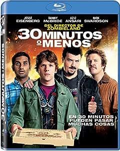 30 Minutos O Menos [Blu-ray]