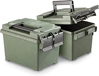 product image for MTM Handgun Ammo Cans, 2 Pack