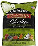Evangers 776009 Grain Free Chicken, Sweet Pot, Pumpkin Dry Dog Food, 16.5-Pound For Sale