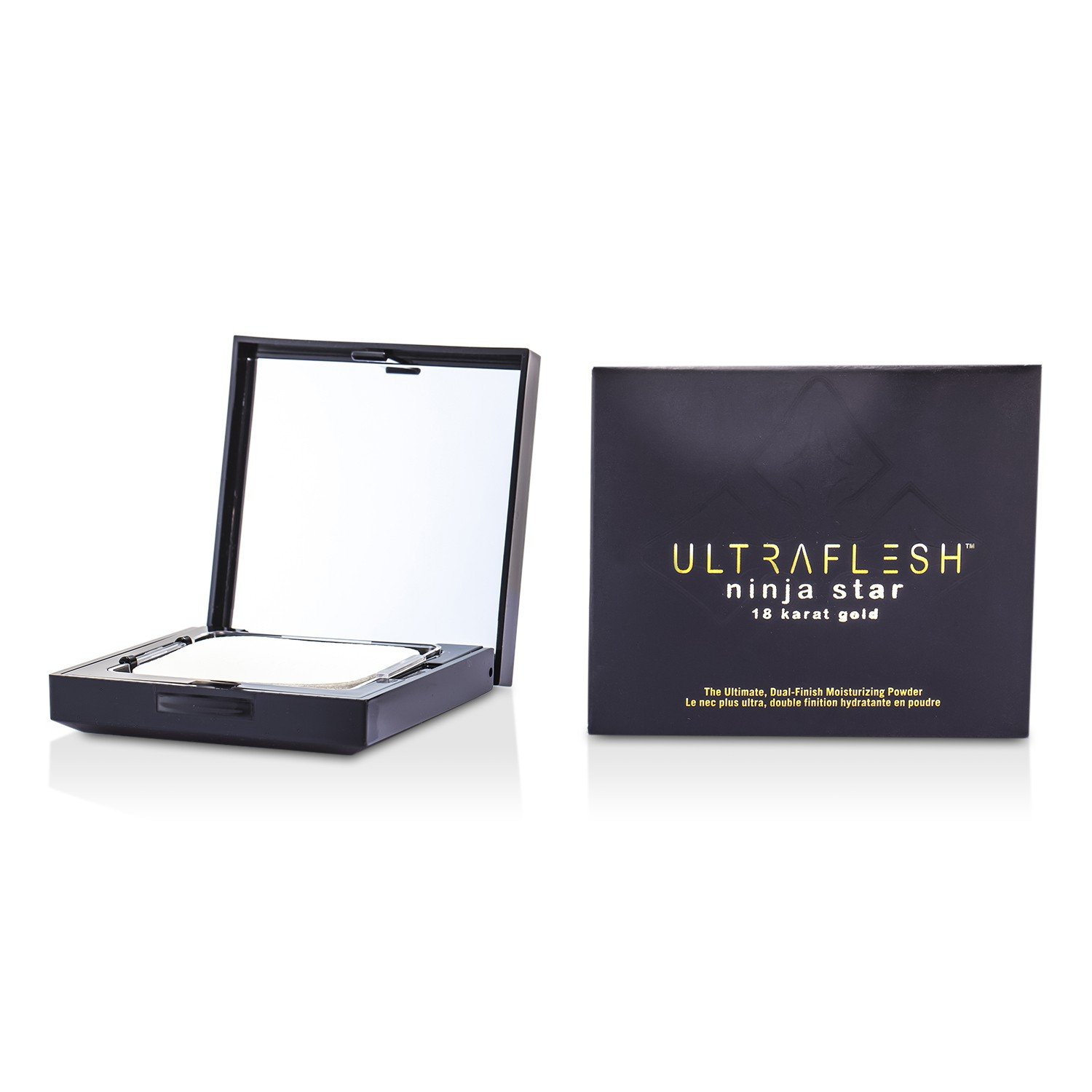 Fusion Beauty Ultraflesh Ninja Star 18 Karat Gold Dual ...