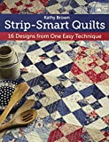 rooster quilt pattern - Strip-Smart Quilts: 16 Designs from One Easy Technique