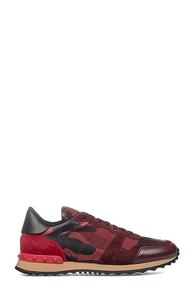 f4aa77603da23 VALENTINO GARAVANI Men's Trainers red red red Size: Brand Size 11 UK ...