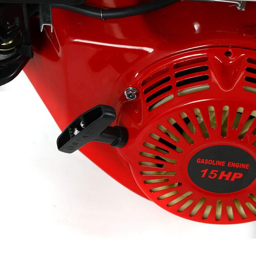4 temps 15 CV OHV mono-cylindre de moteur /à essence pour moteur /à usage intensif 420CC 9KW
