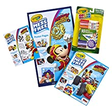 Crayola Color Wonder Mickey Mouse, Mess Free Coloring, Gift for Kids, Age 3, 4, 5, 6
