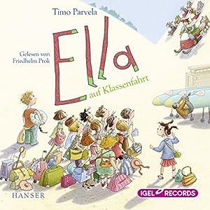 Ella auf Klassenfahrt Hörbuch
