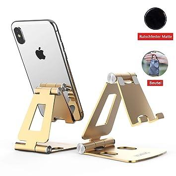 Licheers - Soporte para teléfono móvil, multiángulo, para Mesa ...
