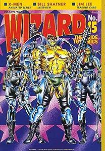 Wizard: The Comics Magazine #15 VF/NM ; Wizard comic book