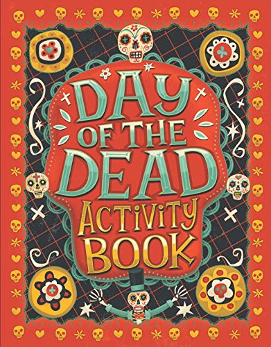 Day of the Dead Activity Book