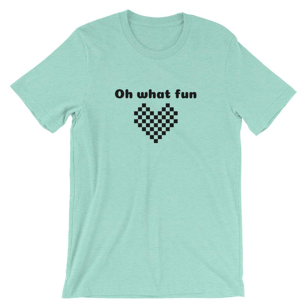 Unisex Holiday Oh What Fun Shirt