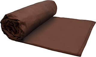 "product image for Weighted Blankets Plus LLC - Made in USA - Child Small Weighted Blanket - Brown - Cotton/Flannel (48"" L x 30"" W) 4lb Pressure."