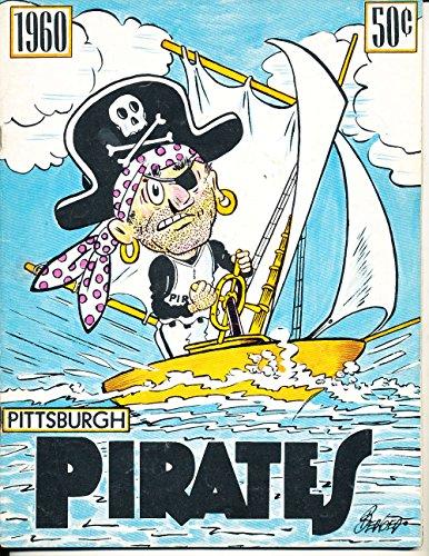 1960 Pittsburgh Pirates Yearbook