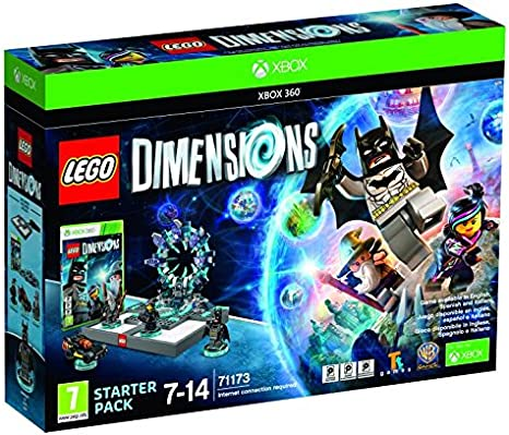 Lego Dimensions Starter Pack - Xbox 360 [Importación Italiana ...