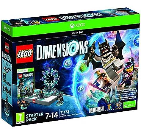 Lego Dimensions Starter Pack - Xbox 360 [Importación Italiana]: Amazon.es: Videojuegos