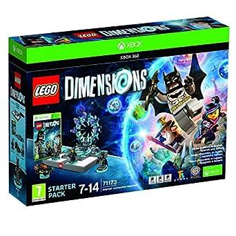 Lego Starter Pack Dimensions Xbox 360 Microsoft Xbox 360